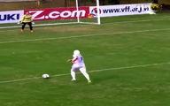 تعجبAFC از تکنیک بالای فوتبالیست زن ایرانی +عکس و فیلم