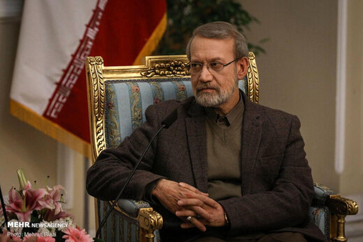 نعمتی: لاریجانی در انتخابات ثبتنام میکند