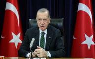 واکنش اردوغان به بیانیه برخی دریاسالاران