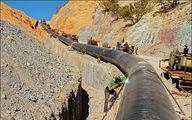 فولاد مبارکه با تولید 400 هزار تن ورق  APIانتقال 1000 کیلومتری نفت کشور را محقق کرد