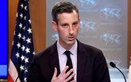 آمریکا: معتقدیم کارزار فشار حداکثری شکست خورده است