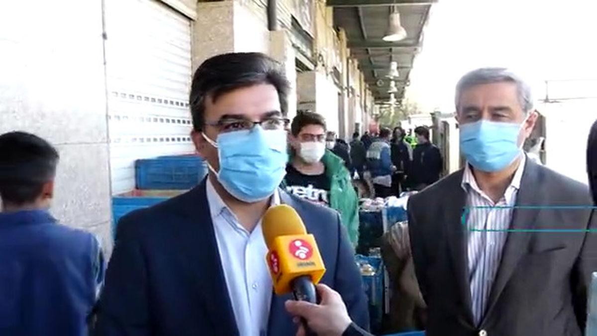 افزایش عرضه مرغ در سطح شهر تهران