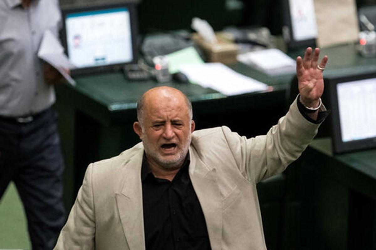 قاضیپور از تهران کاندیدای مجلس شد +عکس