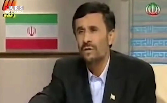 پاسخ امام(ره) و احمدی نژاد به احمدی نژاد!  +فیلم
