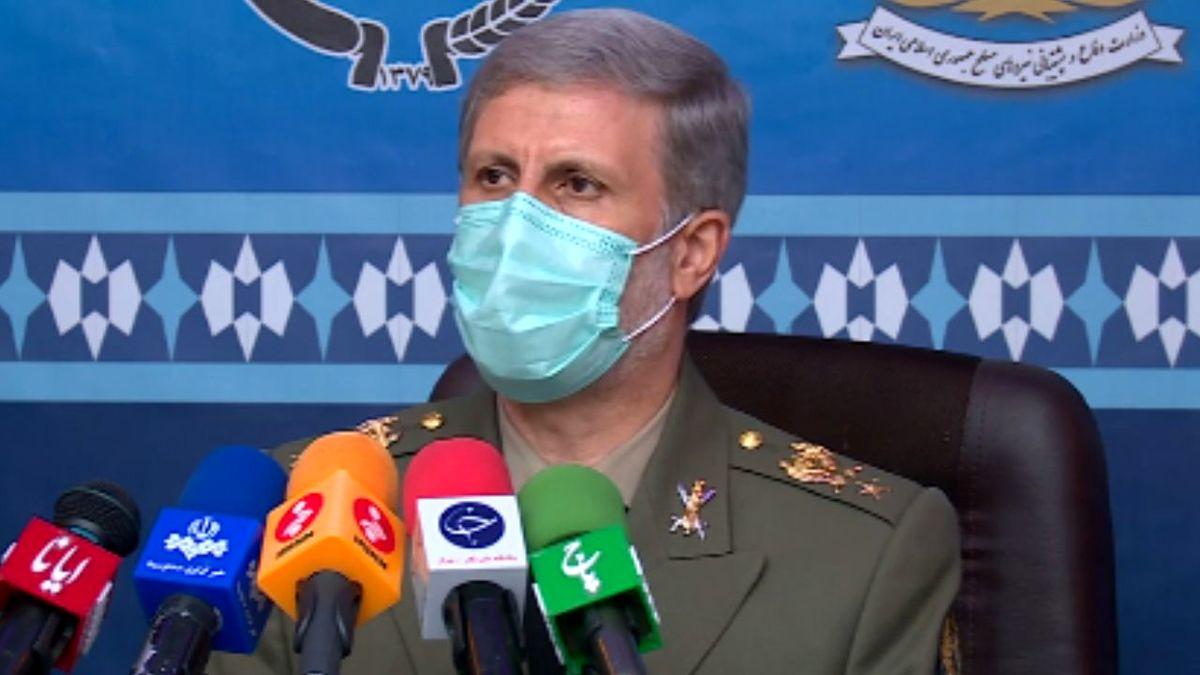 پیام وزیر دفاع به مناسبت روز ارتش