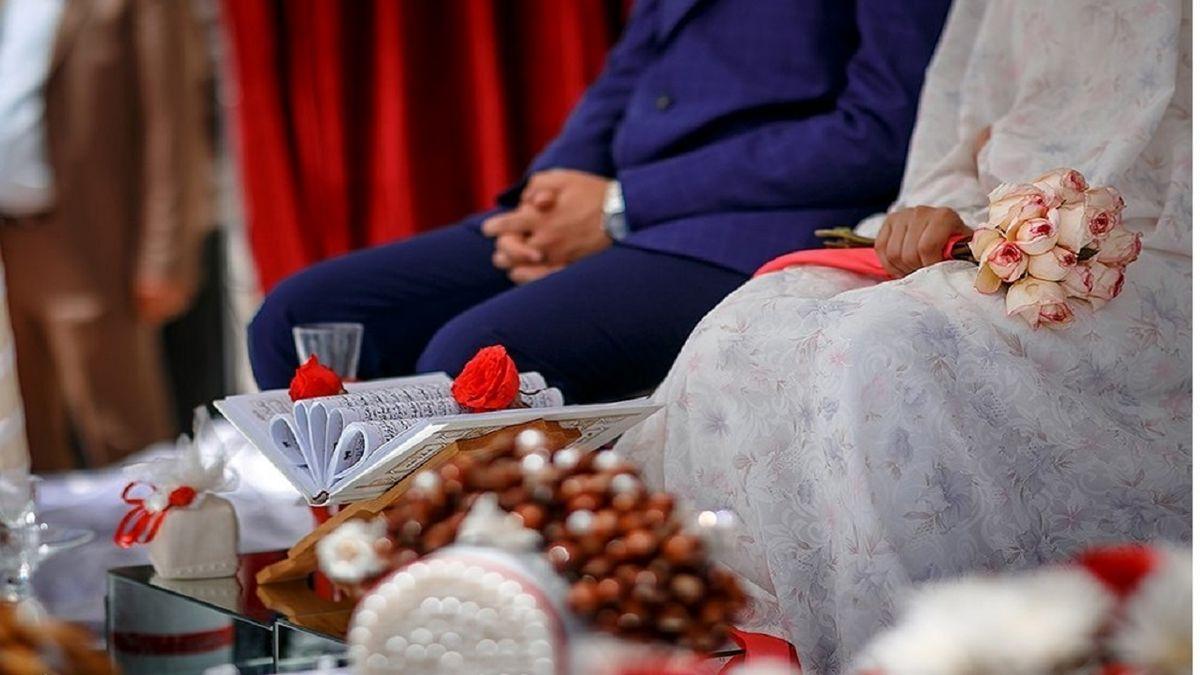 میانگین سن ازدواج زنان و مردان در ایران