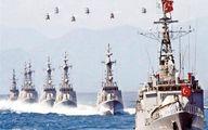 رزمایش بزرگ نیروی دریایی ترکیه