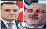 گفتوگوهای تلفنی جداگانه ظریف با همتایان کویتی، قطری و آذری