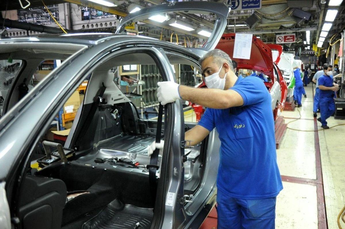 پیش فروش ایران خودرو برای این چند محصول/ جزئیات فروش فوق العاده ایران خودرو اعلام شد