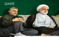 تصویر دیدهنشده از حجت الاسلام اژهای در کنار شهید سلیمانی