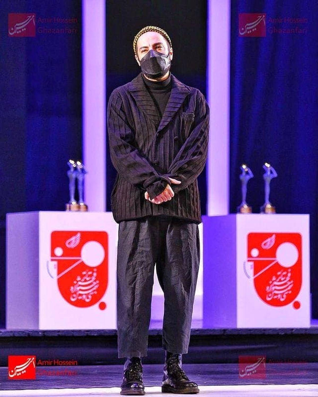 استایل عجیب نوید محمدزاده خبرساز شد! +عکس