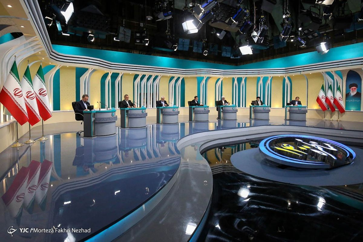 مناظره سوم چقدر بر میزان آرای نامزدها تأثیرگذار بود؟