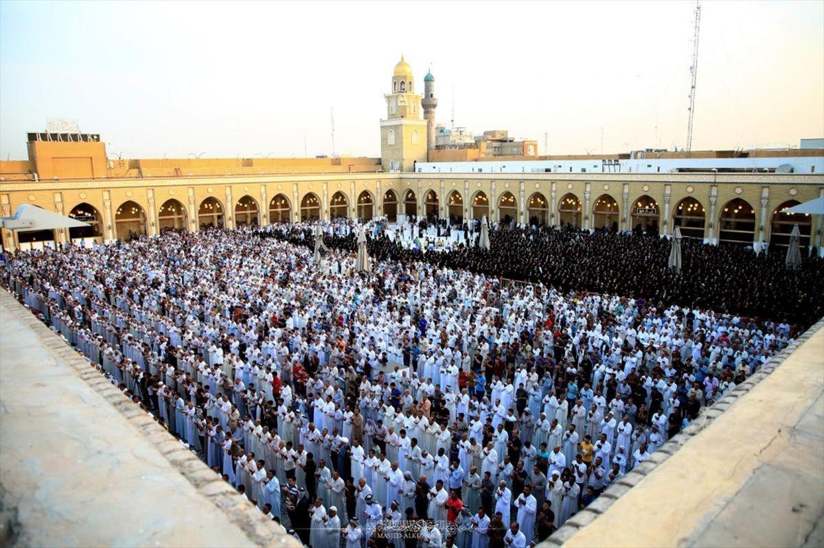 جزئیات برگزاری نماز عید فطر در بقاع متبرکه