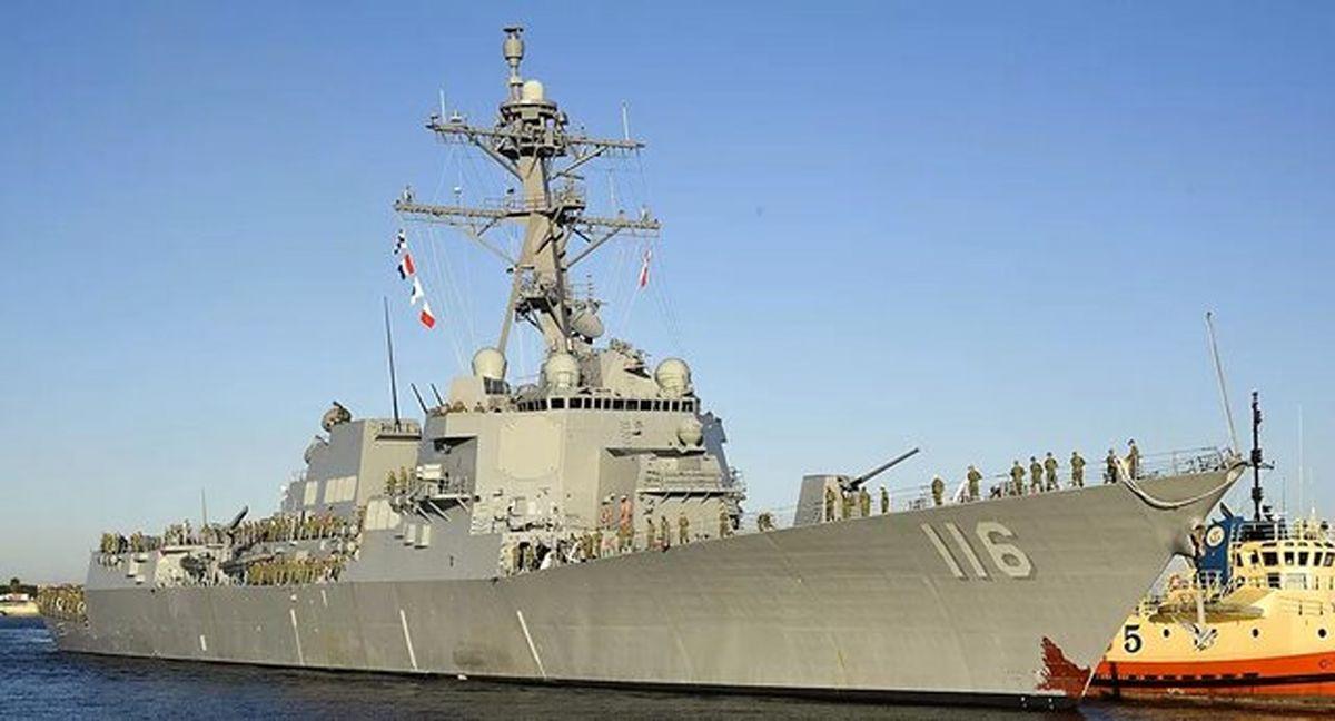 جنگ در راه است: ورود دو ناو آمریکایی به دریای سیاه/ واکنش روسیه به اقدام آمریکا