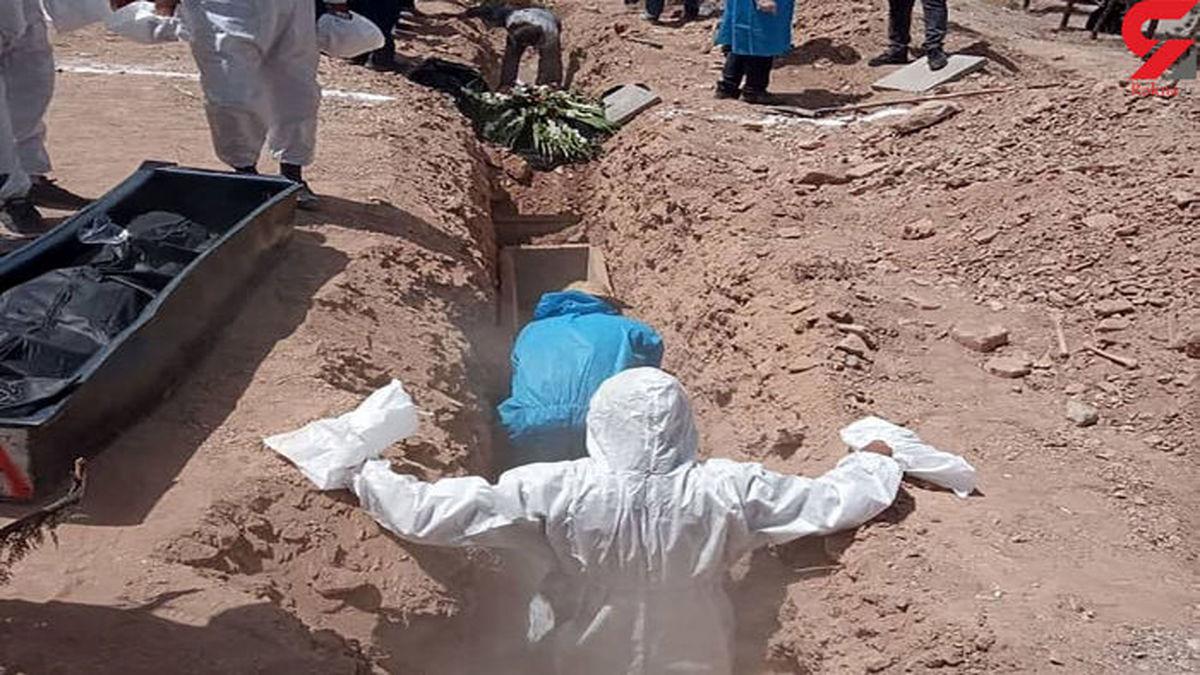 پشت پرده گورهای دسته جمعی در کرمان ! +تصاویر شوکه کننده