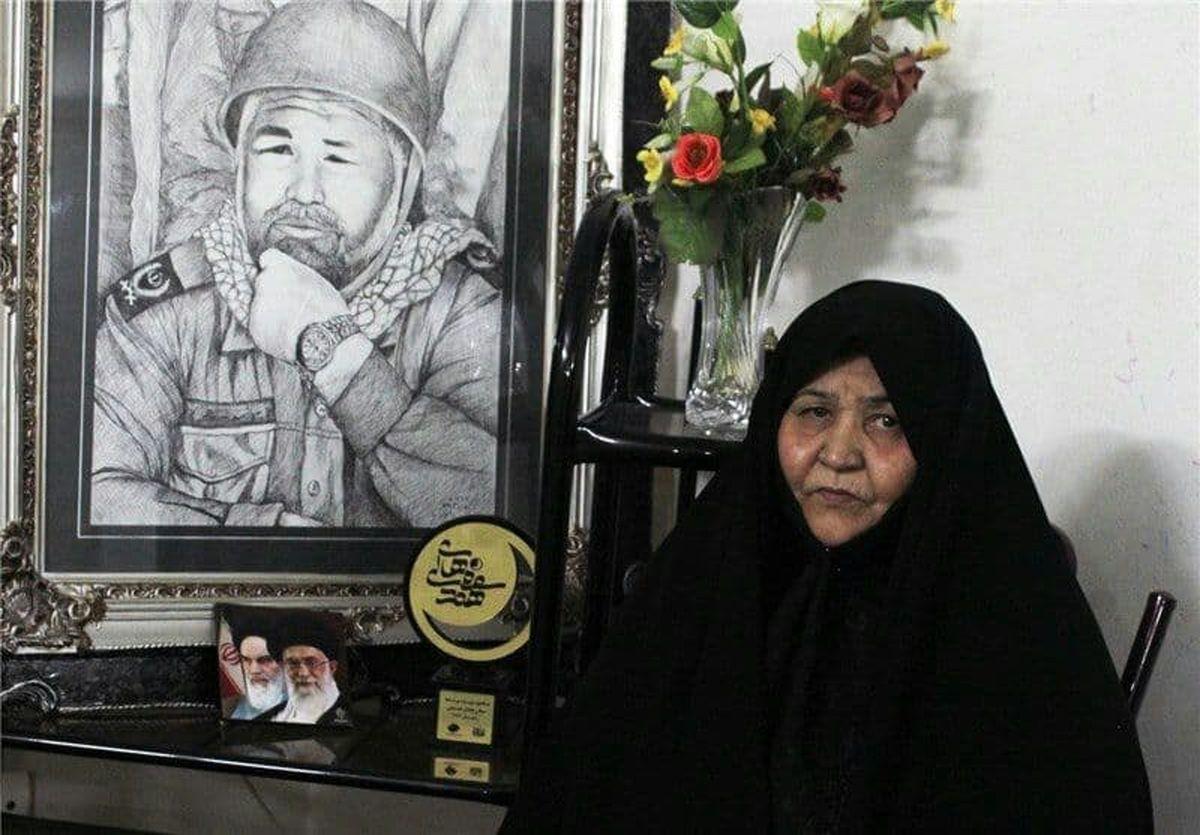 پیام تسلیت قالیباف در پی درگذشت همسر شهید نظرنژاد