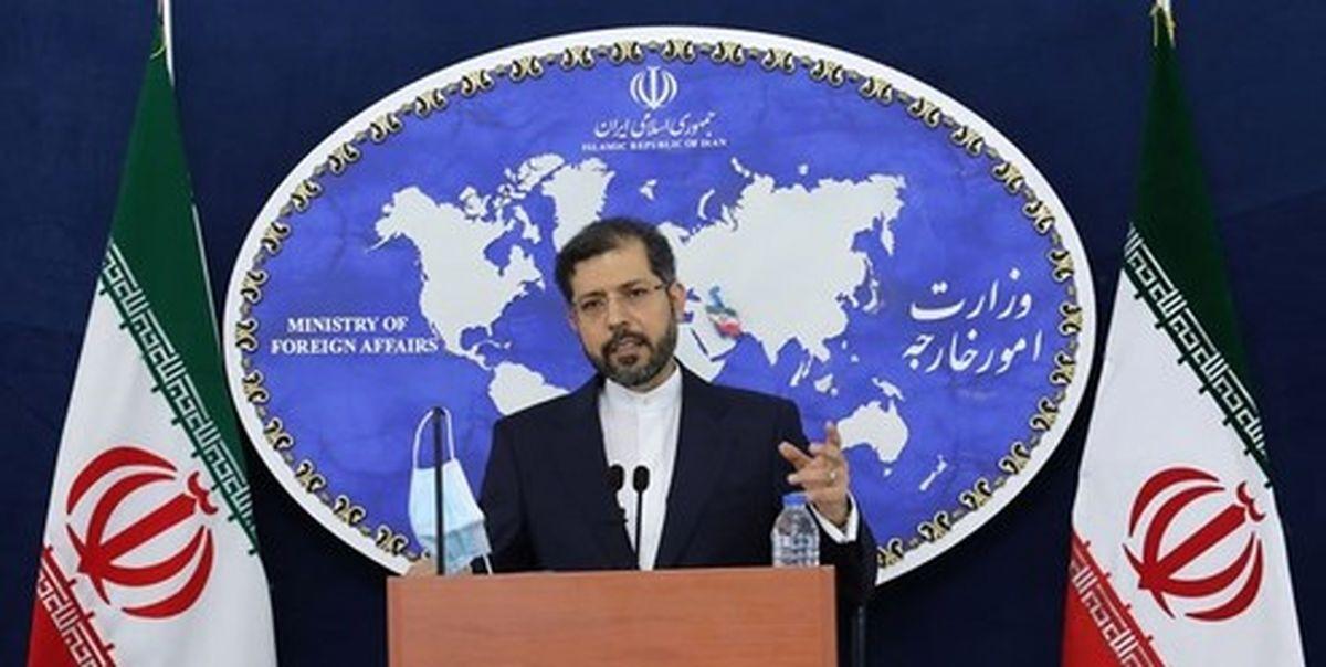واکنش ایران به تحریم وزیر خارجه سوریه