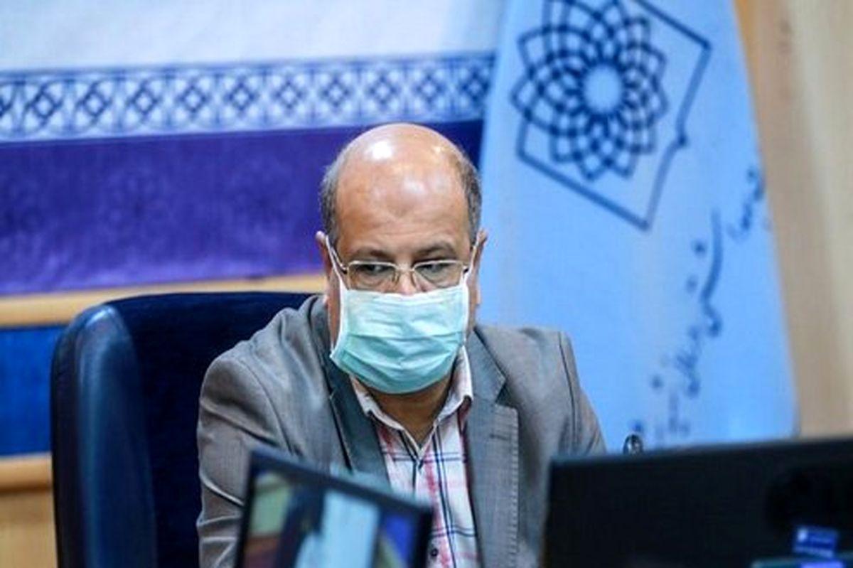 نظر متفاوت زالی درباره «آبی» شدن تهران