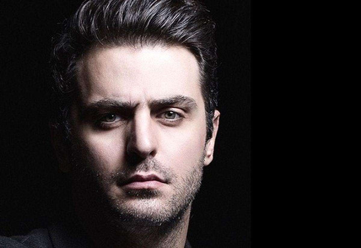 علی ضیا یک شبه پیر شد ! + عکس علی ضیا با چهره باورنکردنی