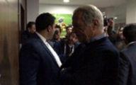 داد و فریاد خبرنگاران در حضور مصطفی دنیزلی! +فیلم