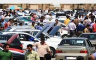 خودروهای احتکار شده وارد بازار شد