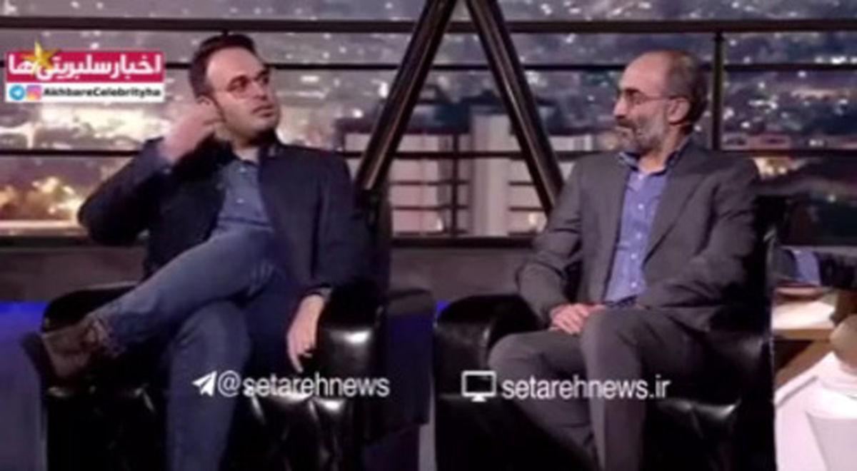 وقتی بازیگر نقش حاج احمد در ایستاده در غبار، پیزوری بود!