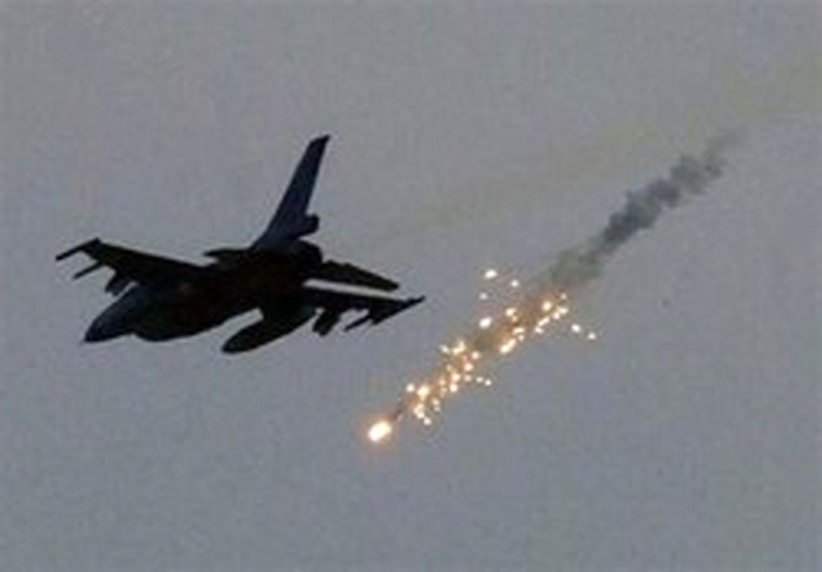 جنگندههای آمریکایی بار دیگر دیرالزور را بمباران کردند