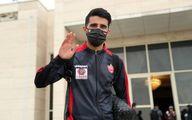 خداحافظی بشار رسن از پرسپولیسیها +عکس