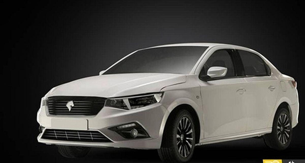 رونمایی از تارا محصول جدید ایران خودرو + تصاویر