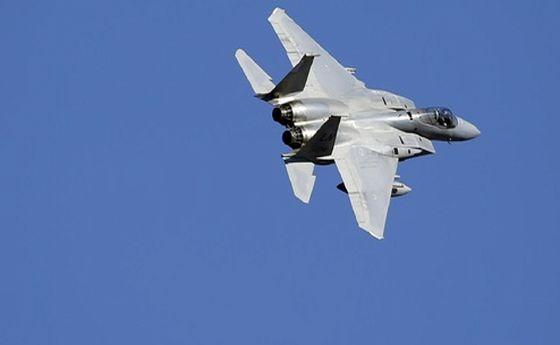 رهگیری جتهای ترکیه به وسیله جنگندههای «اف-۱۶» یونان