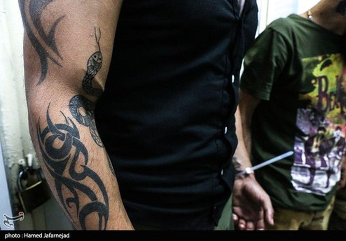 دستگیری ۲ شرور مسلح تهرانی در جنگل
