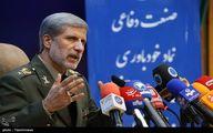 واکنش وزیر دفاع به تمدید تحریم تسلیحاتی ایران