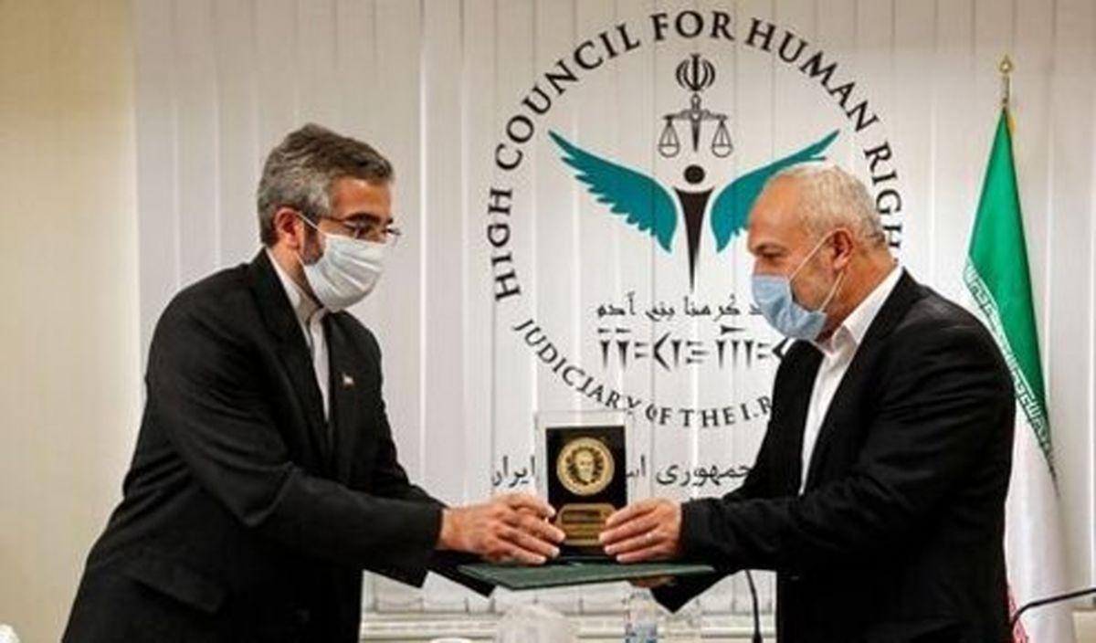 باقری: سازش با اشغالگران، آتشفشان مقاومت را شعلهورتر خواهد ساخت
