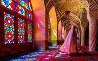مسجد ایرانی، تصویر منتخب نشنال جئوگرافیک +عکس