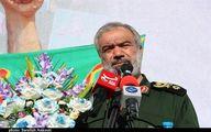 سردار فدوی: هیچ کشوری جرأت شلیک مستقیم به سمت ایران را ندارد