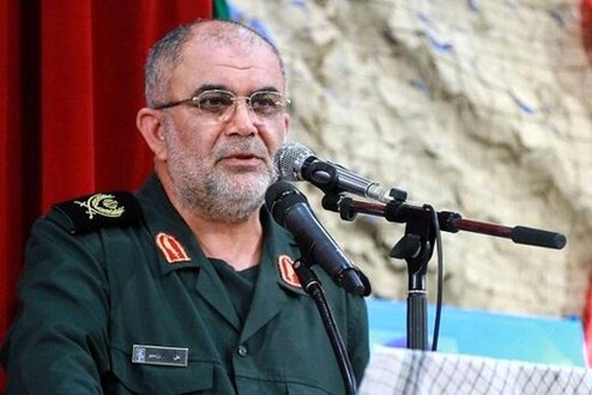 واکنش یک نظامی ایرانی به شکست ترامپ در انتخابات