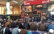 تصاویر: حضور اشرف غنی در مراسم عاشورای حسینی