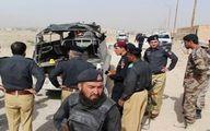 دستگیری ۴ تروریست جیش العدل در پاکستان +تصاویر