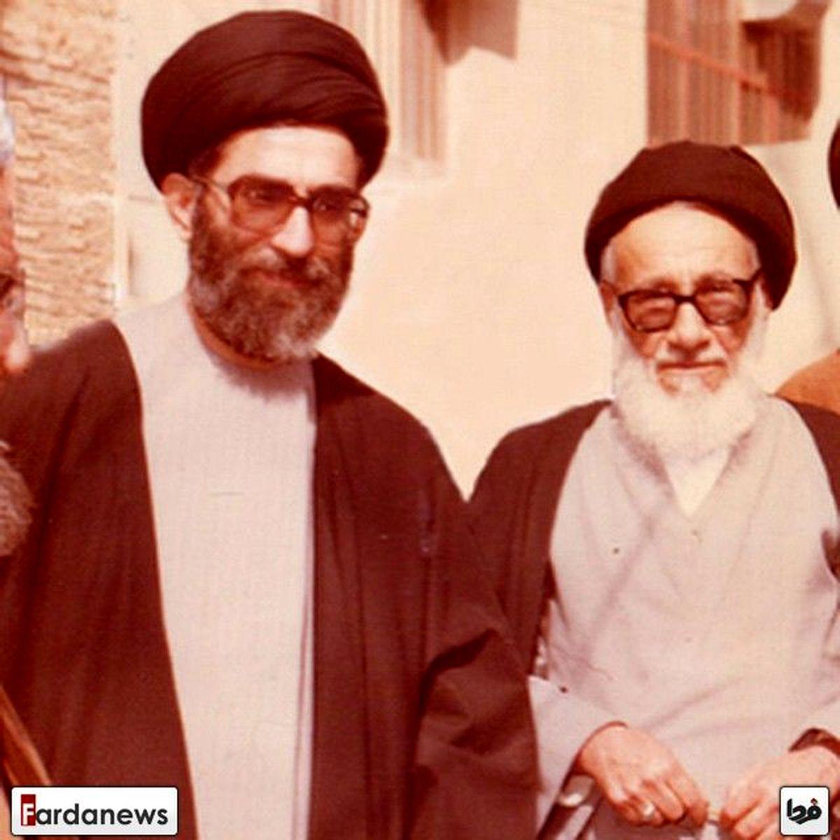 اینستاگرام «خامنهای داتآیآر» برای فوت دختر آیت اللهخاتمی چه عکسی منتشر کرد؟