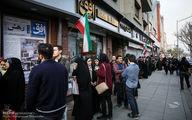 تصاویر: یک اتفاق فرهنگی عجیب در تهران