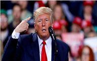 مقبولیت ترامپ در میان شهروندان آمریکایی