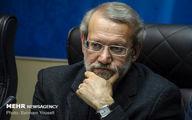 لاریجانی: تنازعات سیاسی آزار دهنده شده است