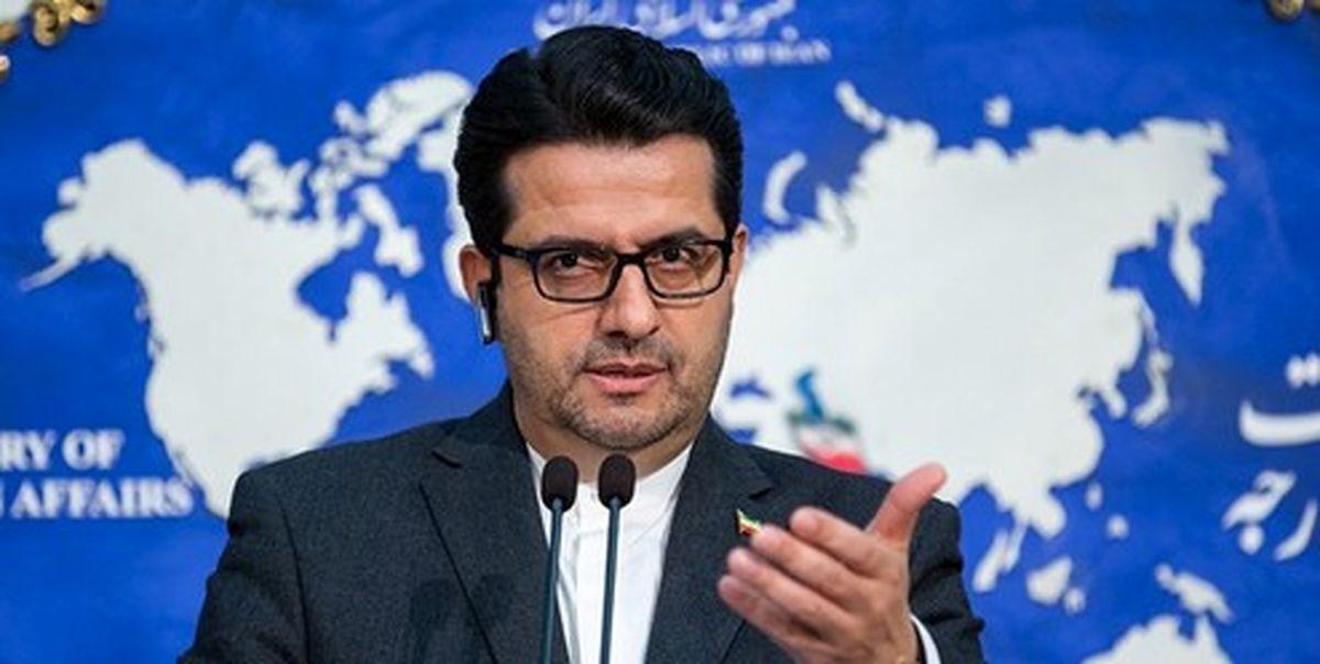 واکنش موسوی به بازی اتهامزنی آمریکا