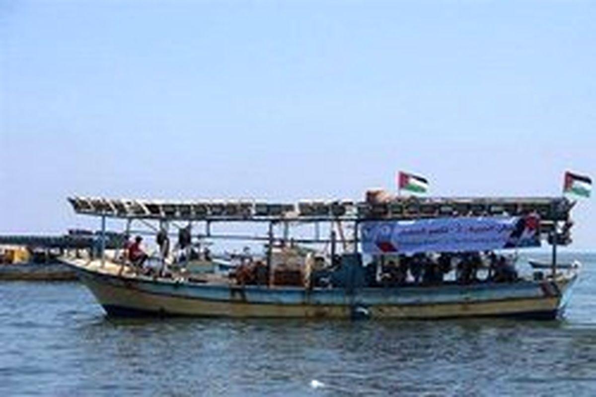 هفتمین گروه از کشتیهای «آزادی» و «شکست محاصره» ازغزه حرکت میکنند