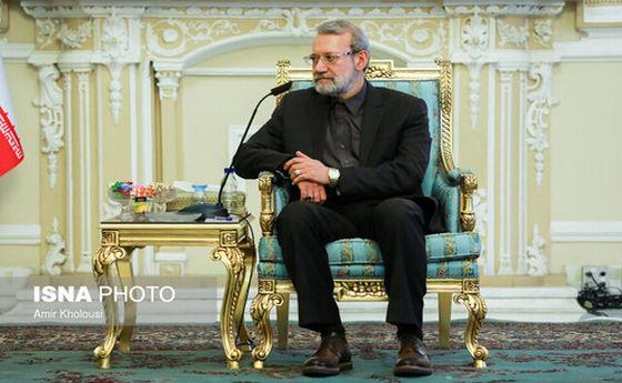 لاریجانی: توسعه و امنیت عراق برای ایران منفعت بسیار دارد