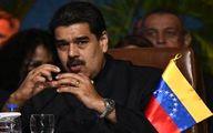 مادورو: آنها که میگویند من دیکتاتورم بروند به جهنم!