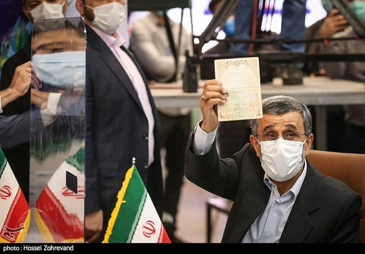 8 نکته در مورد ثبت نام احمدی نژاد در انتخابات ریاست جمهوری