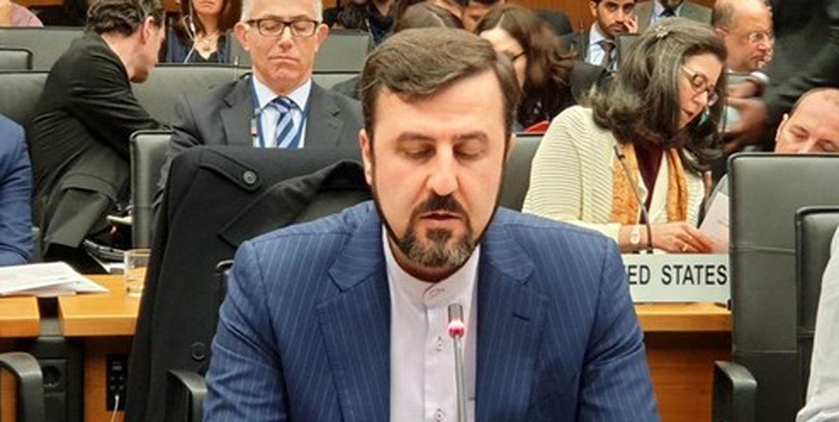 توضیحات غریبآبادی درباره گزارش جدید آژانس اتمی