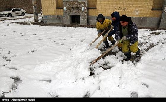 پیش بینی وضعیت آب و هوای استانها در ۲۲ بهمن