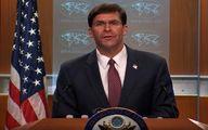 ادعای عجیب وزیر دفاع آمریکا